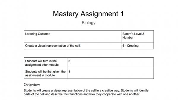 BIO 1303: Introduction to Biology