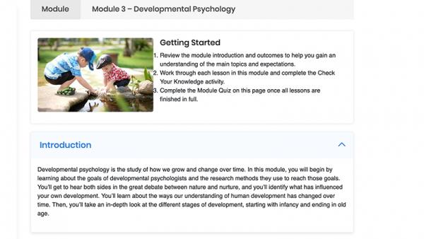 PSY 1203: Principles of Psychology