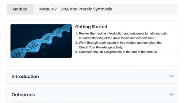 BIO 1311: Introduction to Biology Lab